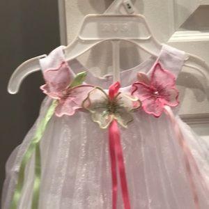 Dresses - Rare editions size 18 months dress